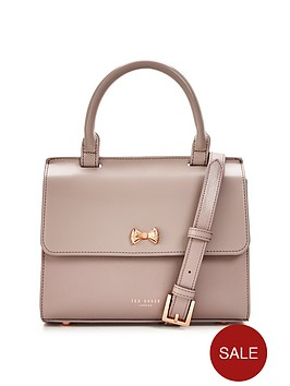 ted-baker-small-bow-top-handle-tote-bag-mid-purple