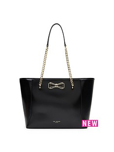 ted-baker-ted-baker-geometric-bow-leather-shopper