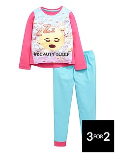 emoji-girls-beauty-sleep-pyjamas