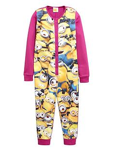 minions-girls-sleepsuit
