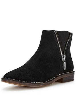 clarks-cabaret-ruby-side-zip-ankle-boot-black