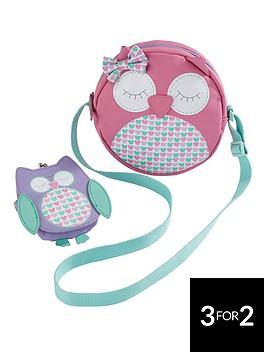 funky-owl-funky-owl-bag-amp-coin-purse-set