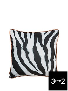 zebra-monochrome-cushion