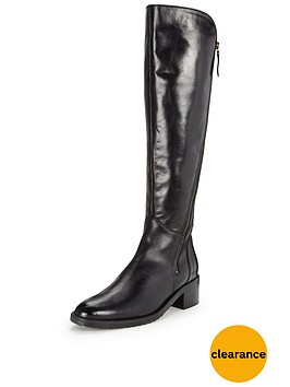 clarks-valana-melrose-knee-boot-black