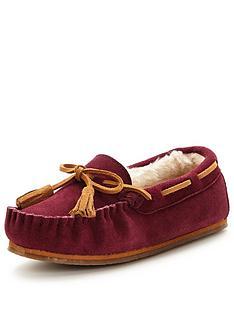 clarks-eskimo-kiki-suede-slipper-berry