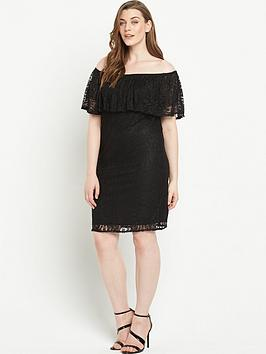 so-fabulous-lace-frill-bardot-dressnbsp