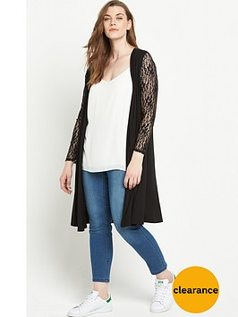 so-fabulous-lace-sleeve-jersey-duster