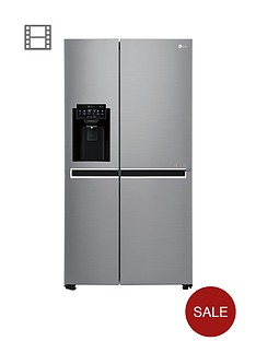 lg-gsl761pzxv-non-plumbed-usa-style-fridge-freezer
