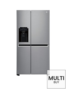 lg-gsl761pzxv-non-plumbed-usa-style-fridge-freezer
