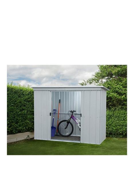 yardmaster-78-x-39ft-double-door-pent-roof-shed