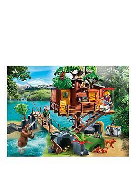 playmobil-wildlife-adventure-tree-house