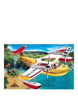 playmobil-wildlife-firefighting-seaplane
