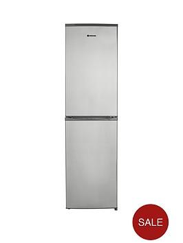 hoover-hff195xknbsp55cm-frost-free-fridge-freezer-stainless-steel