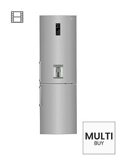 lg-gbf59pzkzb-60cm-no-frost-fridge-freezer-with-water-dispenser