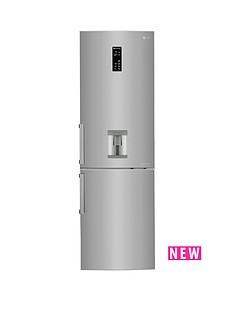 lg-gbf59pzkzb-60cm-no-frost-water-to-door-fridge-freezer