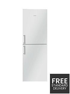 Hoover HVBN6182WHK60cmFrost Free Fridge Freezer - White