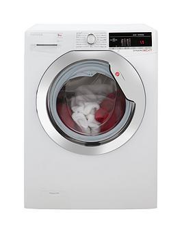 hoover-dynamic-next-one-touch-dxoc-69c3-9kgnbspload-1600-spin-washing-machine-white