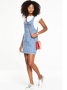 v-by-very-stripe-pinafore-dress