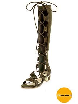 river-island-stud-lace-up-gladiator-block-heel-sandal