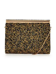 forever-unique-glitter-clutch-bag