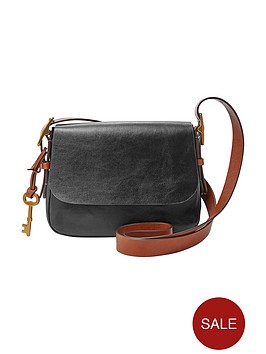 fossil-pebbled-leather-crossbody-bag