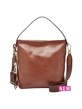 fossil-leather-hobo-bag