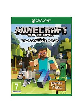 xbox-one-minecraft-favourites-pack