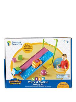 learning-resources-stem-force-and-motion-activity-set