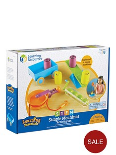 learning-resources-stem-simple-machines-activity-set