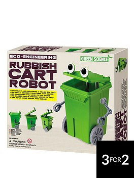 great-gizmos-eco-engineering-rubbish-cart-robot