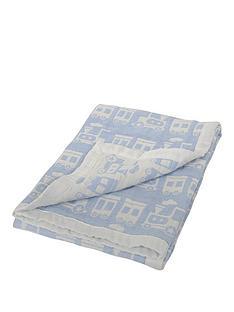silvercloud-love-colour-jaquard-muslin-blankets
