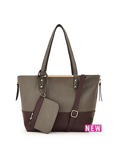 oasis-rosie-reversible-shopper-winegrey
