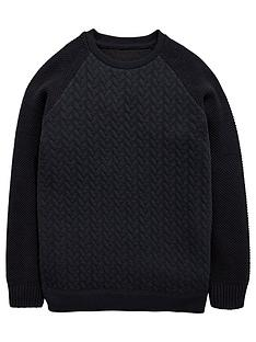 v-by-very-boys-knitted-and-woven-jumper