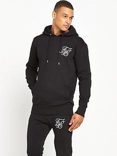 sik-silk-overhead-hoodie-black