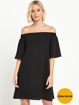 river-island-bardot-swing-dress