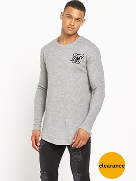 sik-silk-fleck-long-sleeve-sweat