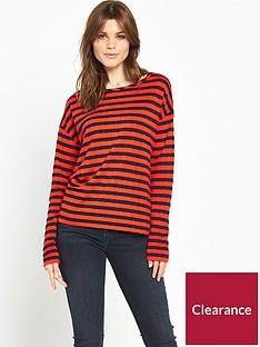 boss-orange-tibow-stripe-jersey-top