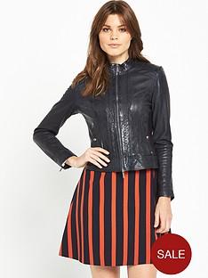 boss-orange-leather-jacket-dark-blue