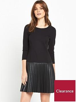 boss-apliti-dress-black