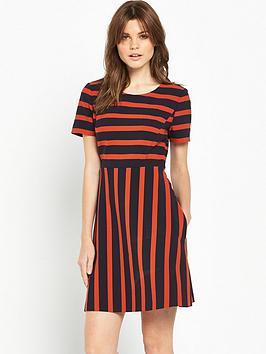 boss-amody-stripe-dress