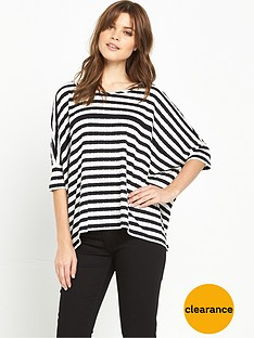 boss-orange-tabig-stripe-top-blackwhite