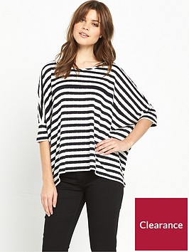 boss-tabig-stripe-top-blackwhite