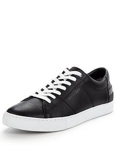 tommy-hilfiger-tommy-hilfiger-jay-leather-trainer-black