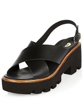 river-island-cleated-sole-cross-front-shoenbsp