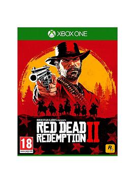 Xbox One Red Dead Redemption 2 - Xbox One