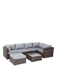 mixed-grey-7-piece-corner-unit-garden-sofa-setnbsp