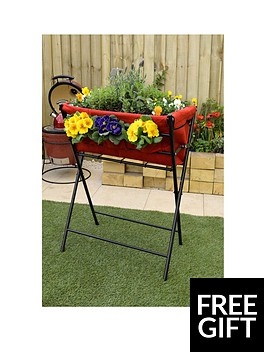 vegtrug-vegtrugtrade-poppy-classic-with-red-felt-plus-10-packets-of-tampm-seeds-worth-pound25