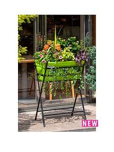 vegtrug-vegtrugtrade-poppy-with-lime-green-felt-plus-10-packets-of-tampm-seeds-worth-pound25
