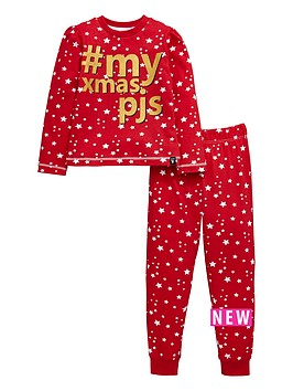 mini-v-by-very-girls-my-xmas-pjsnbsppyjama-set