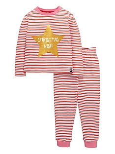 mini-v-by-very-girls-glitter-christmas-wish-pyjamas